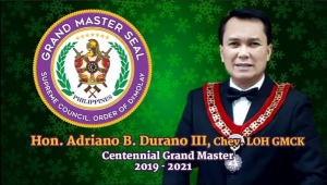 GM DURANO CHRISTMAS MESSAGE